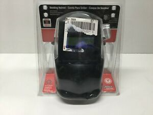 Lincoln Electric Auto darkening Welding Helmet With No 11 Lens 015082910383