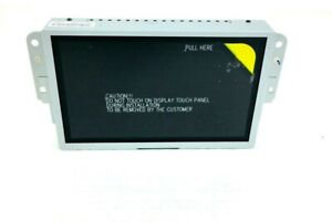 Ford Factory Oem Sync 3 Display Screen Radio Touch Gl3t 18b955 Sb