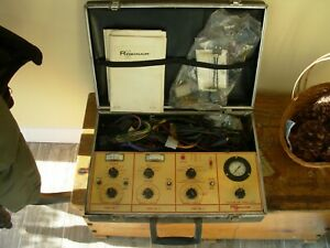Vintage Auto A c Test And Diagnosic Equipment By Robinair