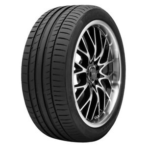 Continental Contisportcontact 5 245 35r18 88y Quantity Of 2