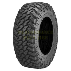 Nitto Trail Grappler M T 33x12 5r18lt 122q 12 Ply Quantity Of 4