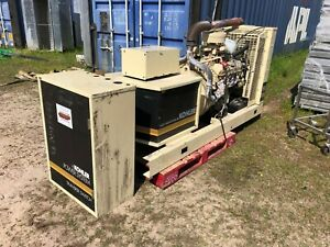 Kohler 50rz272 Fast Response Ii Gas 50 Kw Standby Commercial Generator 1276 Hrs