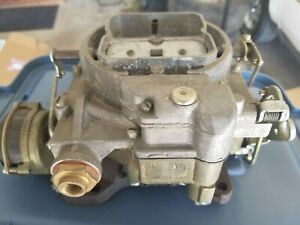 Carter Wcfb 3059s 1956 1961 265 283 Cid Engines