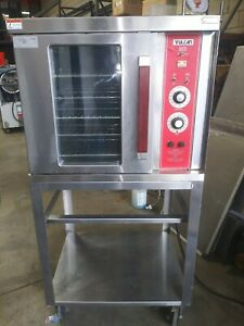 Vulcan Eco2d Oven Single Half Size Electric Convection Baking Cooking Oven