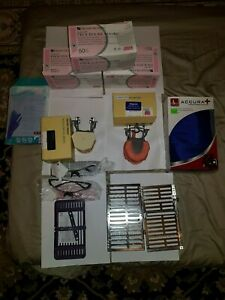 Dental Hygiene Instruments One Month Used In Lab Only