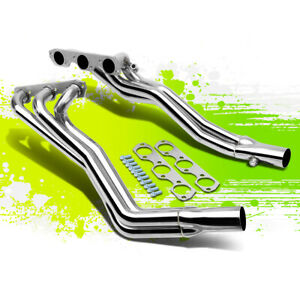 Stainless Steel Racing Long tube Header Exhaust Manifold 94 04 Mustang 3 8l V6