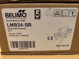 Belimo Lmb24 sr Actuator New Unused Mint Condition Must See