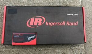 Ingersoll Rand 313a Heavy Duty Air Angle Sander With 7 Pad Ir313a