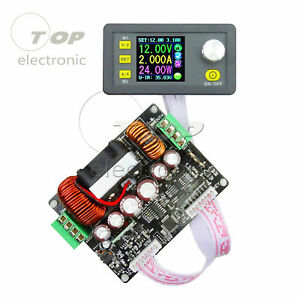 Dph5005 50v 5a Buck Boost Adjustable Lcd Digital Regulated Power Supply Module