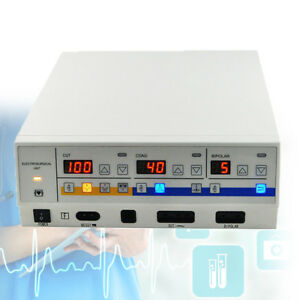 300w Electrosurgical Unit Electric Knife Diathermy Cautery Leep Dhl Free Ship