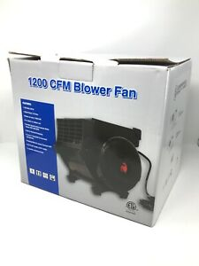 Cornwell 21200 1200 Cfm Air Mover Blower Fan New Free Shipping