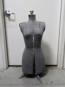 Vintage Mannequin Dress Form
