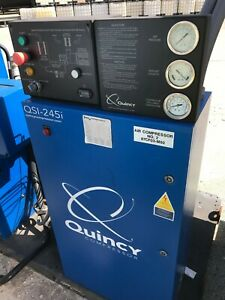 60 Hp Quincy Air Compressor