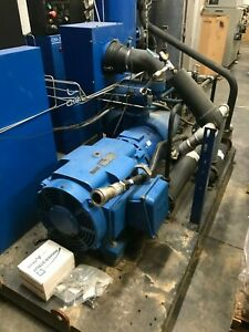 100 Hp Quincy Air Compressor
