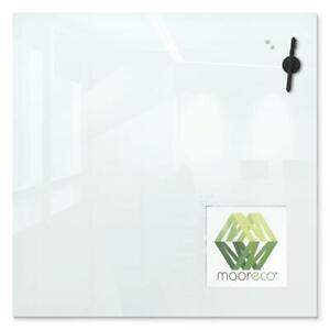 Customizable Magnetic Dry Erase Glass Whiteboard 30x30 Insert Board
