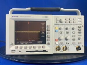 Tektronix Tds3032 300 Mhz 2 Channel Color Digital Oscilloscope