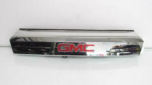 Gmc Terrain Trunk Molding W Camera Oem 2010 2011 2012 2013 2014 2015 2016 2017