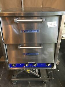 Bakers Pride P44 Double Pizza Oven