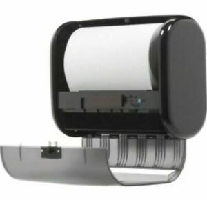 Sofpull 9 Automated Touchless Paper Towel Dispenser By Gp Pro Black 58470