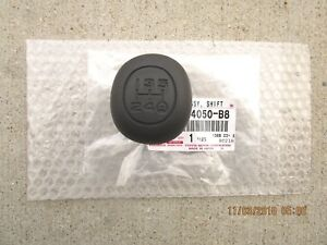 82 85 Toyota Celica St Gt Gts 2 4l I4 2d Coupe 5 Speed Manual Shift Knob New