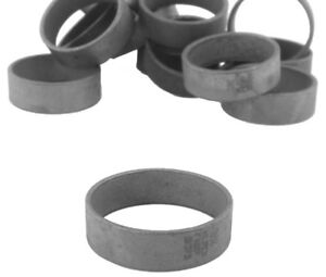 500 3 4 Pex Copper Crimp Rings By Pex Guy Lead Free