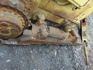 Caterpillar 943 Crawler Loader Rh Track Frame Tractor Cat 04z