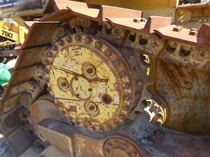 Caterpillar D5h Xl Right Final Drive Assy Crawler Dozer Tractor Cat D5