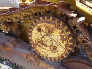 Caterpillar D5h Xl Left Final Drive Assy Crawler Dozer Tractor Cat D5