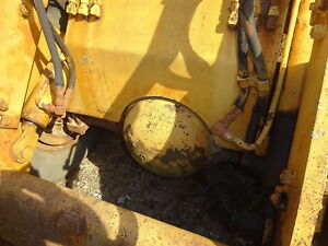 Case W11b Wheel Loader Front Axle Differential Drive W11 Cummins W 11