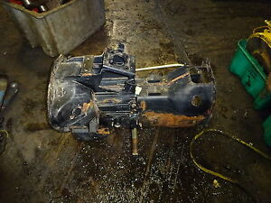 John Deere 4100 Bellhousing Center Section Compact Tractor