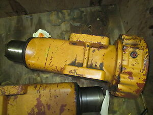 Hyundai 1760600111 Axle Case Housing Sl 120 Samsung Wheel Loader