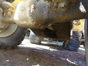 Volvo L70c Wheel Loader Front Drive Axle Differential Planetary L70 Michigan