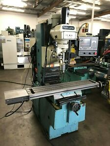 Southwestern Industries Model Trak Dpm Cnc Bed Mill 3 Axis Mx3 Control