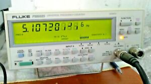 Fluke Pm6685 Universal Frequency Counter 300mhz