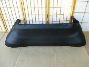 96 02 Bmw Z3 Roadster Convertible Top Oem Parade Boot Tonneau Soft Cover Black