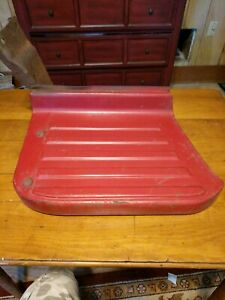 1985 Chevy Pickup Truck Bed Foot Step Short Bed Black Painted Right Ride