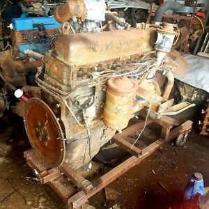 302 Gmc Inline 6 Engine Complete Will Ship Hot Rod Bonneville Gasser