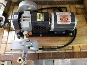 Conde Rotary Vane Positive Displacement Dry air Pump