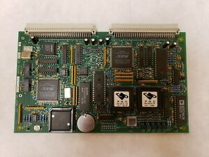 Melco Embroidery Machine Emt 10 4 Pcb Cpu Assembly 010872 04