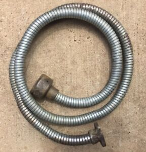 Maytag Twin Cylinder Engine Original Exhaust Muffler Hose Motor Hit And Miss