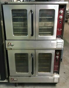 Silverstar Double Full Size Electric Convection Oven