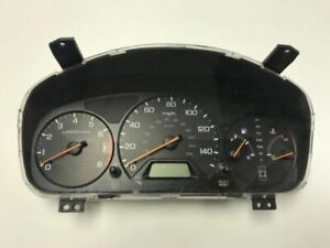 2000 2002 Honda Accord Speedometer Ex Sedan With Abs