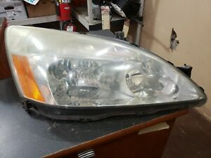 2004 2007 Honda Accord Right Side Headlight
