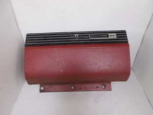 1966 1967 Mercury Cyclone Gt Glove Box Door