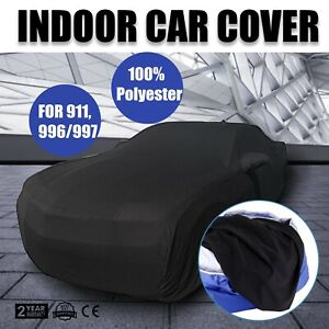 Car Cover With Mirror Pockets For Porsche 911 997 Coverage Covers Protector