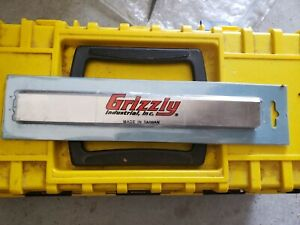 Original Grizzly G6698 8 X 1 3 16 X 1 8 Hss Jointer Knives Set Of 3 New