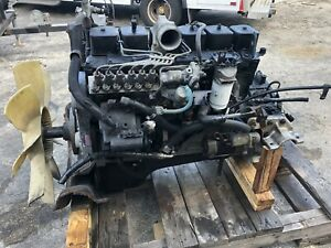 Cummins 5 9l 6bt Diesel Engine 175hp 12 Valve Motor Fully Mechanical P pump