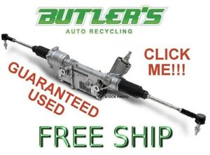 Explorer Steering Gear box Power Rack And Pinion 4 Dr