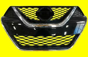 Brand New Grille For Nissan Maxima 2016 2018 W O Emblem 623104ra0a Ni1200284