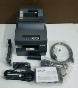 Epson Tm h6000iii M147j Point Of Sale Thermal Receipt And Imprint Printer